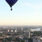 Sky Orchestra - hot air balloons and massive sounds over London