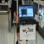 Kinect and shopping carts. wi-GO and Whole Foods