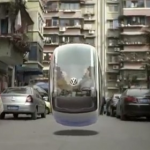 Self-driving hover car. Really.