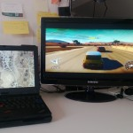 Xbox SmartGlass - dual screening using Surface as SatNav
